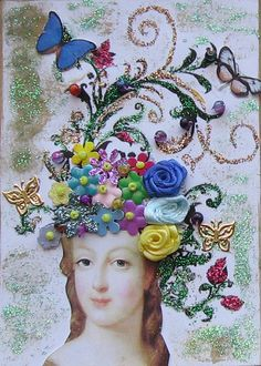 Marie Antoinette by ATC Riet, via Flickr