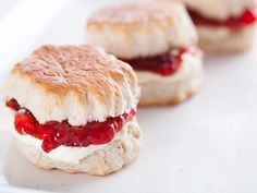 If you ever wondered how professionals make such amazingly light scone look no further.