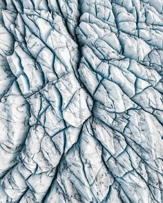 Textures and shapes of Glacier in Greenland and Iceland. Aerial photography project by Tom Hegen. Pattern Photography, Photography Projects, Aerial Photography, Landscape Photography, Iceland Glacier, Patterns In Nature, Nature Pattern, Nature Artists, Aerial Drone