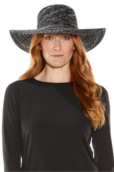 fad7095bdd9 Women s Packable Wide Brim Hat UPF 50+