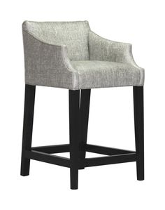 Lola Barstool 3 Barstools This Has A Low Profile Back Hits Mid