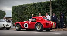 Oliver Bryant & Andrew Smith - 1964 AC Cobra 289 HEM-6 - 2015 Goodwood Revival | par Motorsport in Pictures