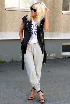 Currently Loving: Friday Style Inspiration - Sport Luxe