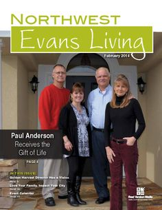 Meet The Anderson Family January 2014