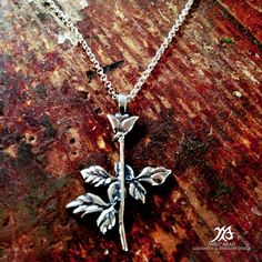 Depeche Mode Violator Rose en argent par LittleTreasuresByMir