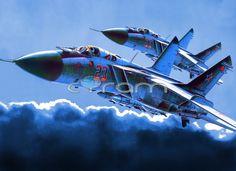 #Modellbausatz im Maßstab 1:72 des sowjetischen #Abfangjäger MiG-31 #Foxhound. Die #MiG31 ähnelt Äußerlich sehr der #MiG25 Serie, wurde aber Aufgrund der neu definierten Aufgabenstellung weitgehend neu entwickelt, was vor allem die verbesserte #Aerodynamik, die #Triebwerke und den Aufbau der #Avionik betrifft. Zudem besitzt sie ein 2-Mann #Cockpit. | http://www.cyram-entertainment.de/shop/products/Modellbau/Militaer/Luftfahrzeuge/Modern/Mikojan-Gurewitsch-MiG-31-FOXHOUND-Abfangjaeger.html