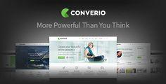 Converio - Responsive Multi-Purpose WordPress Theme  -  https://themekeeper.com/item/wordpress/converio-multipurpose-wordpress-theme