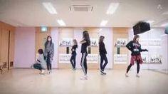 Apink 에이핑크 'LUV' 안무 연습 영상 (Choreography Practice Video) - YouTube