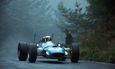 Jackie Stewart - Nurbugring 1968