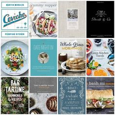 Gift Guide: Cookbooks | Turntable Kitchen