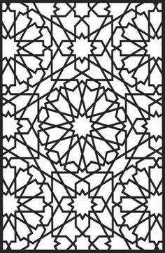Designs coloring pages geometric design colouring pictures stained glass colouring pages geometric mandalas coloring pages Geometric Patterns, Geometric Designs, Geometric Art, Islamic Art Pattern, Arabic Pattern, Pattern Art, Pattern Design, Design Design, Colouring Pages