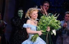 Céline Purcell in Wicked