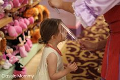 Get Pixie Dusted at the World of Disney Store at Downtown Disney! FREE fun for all! #VisitKiss