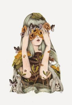 Illustrations by Andrea Wan | http://ineedaguide.blogspot.com/2015/03/andrea-wan-update.html #drawings #illustrations