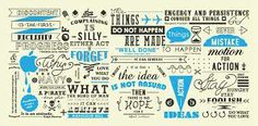 typography wall mural - Google Search