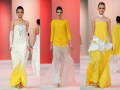 Haute Couture: Stéphane Rolland spring/summer 2014 http://www.fashiononmymind.com/2014/05/alta-costura-stephane-rolland-2014.html