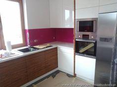 Realizacja domu Zuzia -kuchnia.  #mgprojekt #projekt #kuchnia