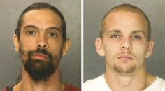 """12-14-13 [Josh Boyanowski: left & Scott Fletcher Jr.: right] are 2 men charged for slitting a dog's throat in #DauphinCounty #Pennsylvania - Lower Swatara Township Police said Boyanowski was the owner of the male mixed-breed """"Trigger"""" & asked his friend Fletcher to kill him."""