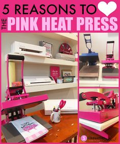 Best Heat Press Machine, Silhouette School Blog, Silhouette Studio, Silhouette Cameo Tutorials, Silhouette Projects, Mug Press, Pink Crafts, Swing Design, Atelier