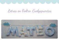 Nombres en 3D para los cuartos!!!, Niños y bebé, Accesorios, Hogar, Cuelgapuertas