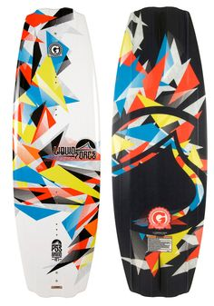 LIQUID FORCE PS3 Grind Wakeboard 2013 141cm #liquidforce #ps3grind #newboard