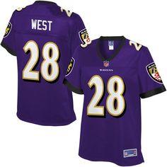 Keanu Neal jersey Women's Baltimore Ravens Terrance West NFL Pro Line Purple Player Jersey Khalil Mack jersey Broncos Von Miller 58 jersey