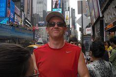NYC - July 2010  204lb - 93 kg