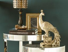 I pinned this from the Harbin Home - Elegant East-Meets-West Furniture & Decor event at Joss and Main!