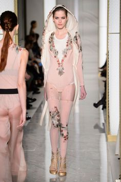 La Perla's Atelier Collection at Couture Fashion Week