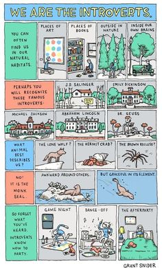 we are the introverts