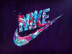 Dribbble - Nike by Anton Moek