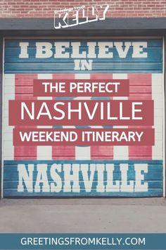 Weekend In Nashville, Nashville Vacation, Visit Nashville, Nashville Tennessee, Have A Great Vacation, Great Vacations, Vacation Ideas, Us Destinations, Amazing Destinations
