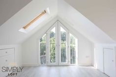 Crazy Ideas Can Change Your Life: Old Attic Remodel attic house angled ceilings.Attic Home Pictures attic bedroom cozy.Old Attic Remodel. Attic Bedroom Designs, Attic Bedroom Small, Attic Loft, Loft Room, Attic Rooms, Attic Spaces, Bedroom Loft, Attic Bathroom, Attic House