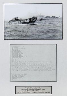 Margaret Thatcher's Falklands telex to make $23,500?