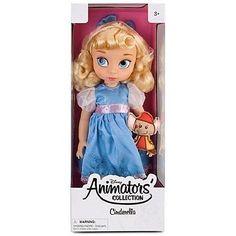 NIB 16 Inch Disney Aladdin Animators' Collection Cinderella Doll  #Disney