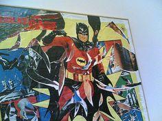 Batman es arte