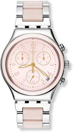 Watch Swatch Irony Chrono YCS588G DREAMNIGHT ROSE