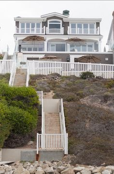 California Beach house back beachside …