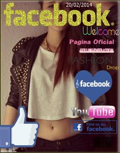 facebook magazine Magazine, Crop Tops, Facebook, Youtube, Women, Fashion, Short Tops, Moda, Fashion Styles