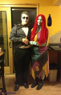 jack sally halloween costume contest at costume workscom