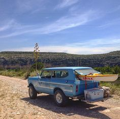 A week ago this truck was almost in Canada. This weekend it\'s 20 miles from…