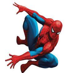 Spider-Man Fathead Jr