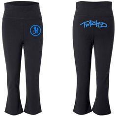 Twiztid yoga pants, $45