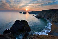 Garris Cliff, Waterford, Irlanda