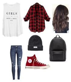 0e1a4498e892 A day at the school. Converse SneakersJeans And ...