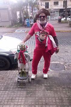 PRESIDENTE SOCIEDADE ESPORTIVA GUAXUPÉ - MG: Curiosidades de Guaxupé : Toniplay Papai Noel estr...