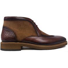 7 mejores imágenes de Zapatos botines con bordón | Zapatos