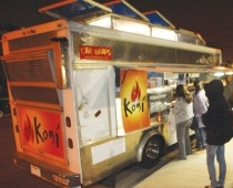 What's hot on food truck menus  Portable, customizable, innovative dishes top food truck menus