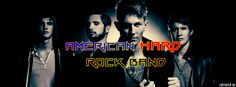 Hard Rock Bands Facebook Covers | FBcover.in