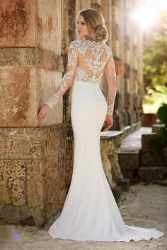 The glamorous 2015 Fall collection from Martina Liana | Wedding Dresses | Plan Your Perfect Wedding